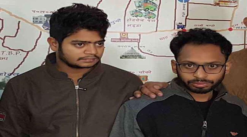 एटीएम कार्ड बदलकर ठगी करने वाले दो युवक गिरफ्तार