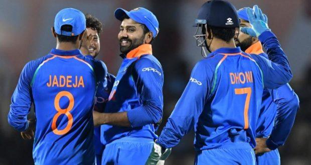 वनडे के इतिहास में भारत ने दर्ज की अपनी तीसरी सबसे बड़ी जीत