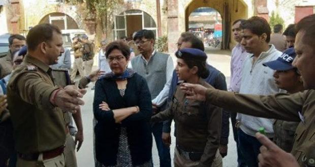 कांग्रेस की पूर्व मेयर मुक्ता सिंह व उनके पति गिरफ्तार