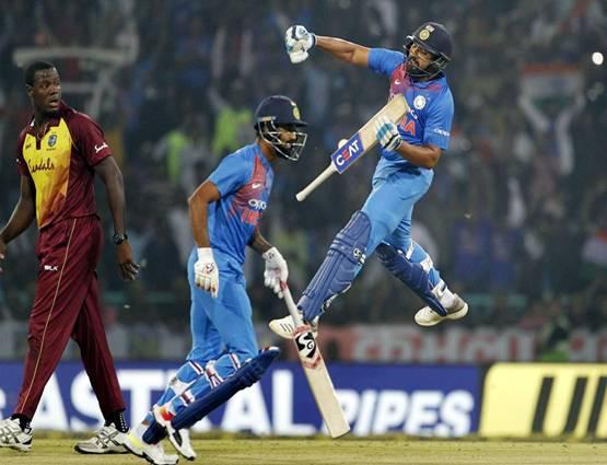मैच और सीरीज जीत रोहित का देश को दिवाली गिफ्ट