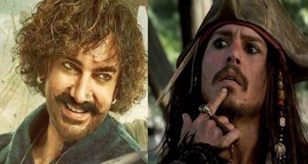 जैक स्पैरो को भूल जायेंगे आप, ठग बने आमिर खान का है ये दावा