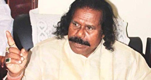 दलित नहीं अनुसूचित जनजाति के है बजरंगबली : नंद कुमार साय