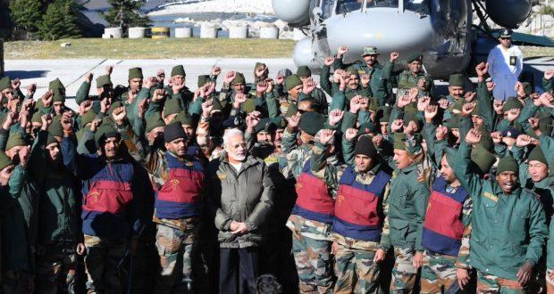दिवाली पर पीएम का सैनिकों उपहार और ख़त्म हुआ 31 सालों इंतजार