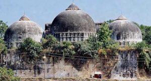 अयोध्या में चप्पे-चप्पे पर पुलिस तैनात, बाबरी मस्जिद के पक्षकार को धमकी